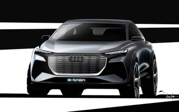 Audi готовит новый кроссовер. Первые изображения