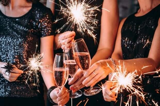О шампанском и водке