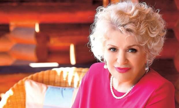 27 ноября народная артистка РСФСР Галина Польских отмечает 80-летний юбилей.