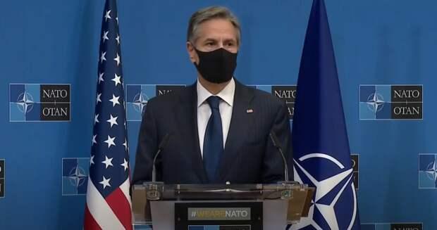 Зеленский своими словами вывел из себя госсекретаря США