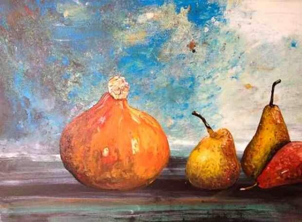 Итальянская художница. Elisabetta Mutty