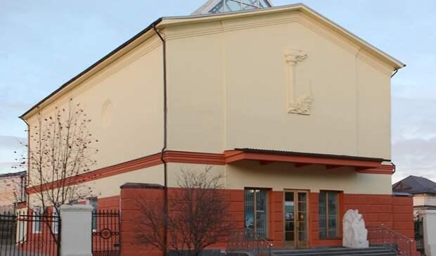 Купеческий клуб иМадонна: что скрывает музей изобразительных искусств Нижнего Тагила