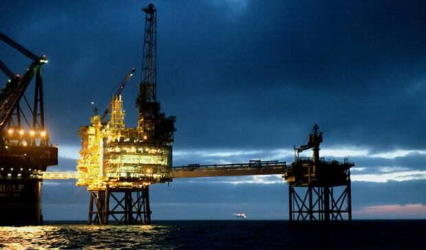 Кризис заставил Shell сократить расходы набурение вроссийских СП