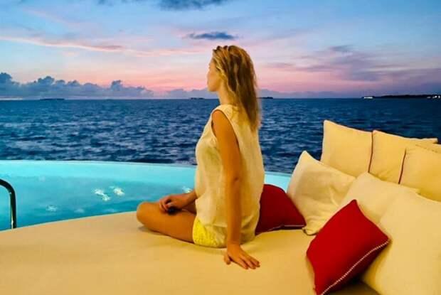 Дарья Погодина призналась, что открыла для себя Мальдивы с новой стороны