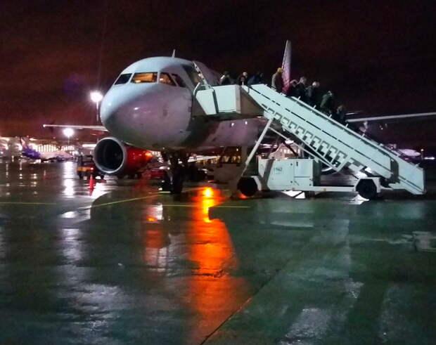 Россия и ОАЭ выдали взаимные разрешения на чартерные рейсы