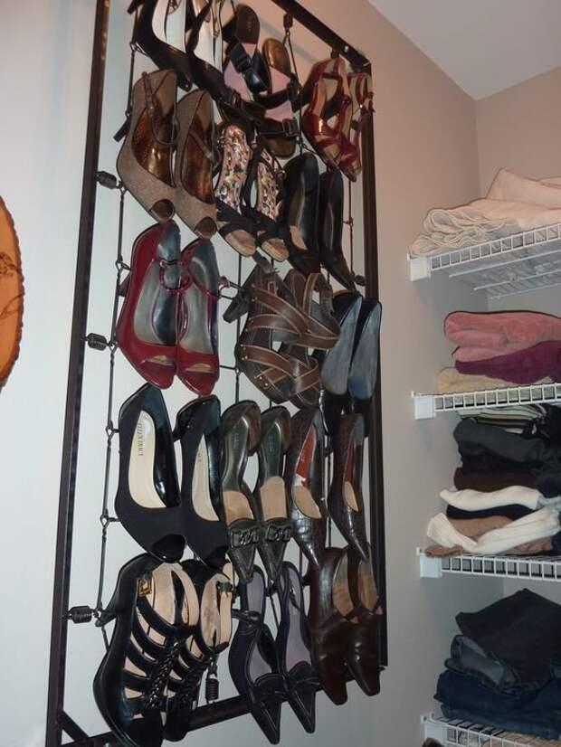 Для обуви Фабрика идей, дизайн, красота, кровати, мастерство, спинки
