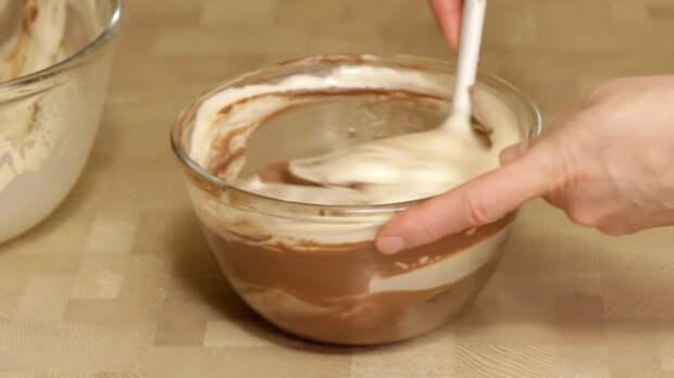 Медовый торт «сердце» с шоколадным кремом Медовик, Рецепт, Видео рецепт, Кулинария, Еда, Irinacooking, Видео, Длиннопост, Выпечка