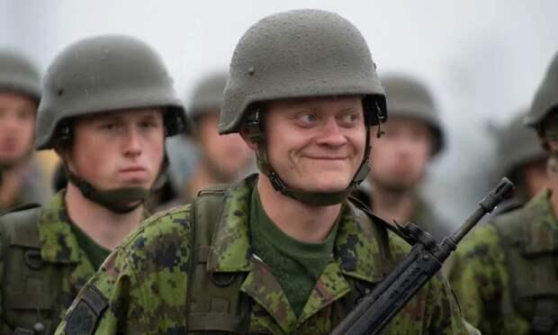 Генерал НАТО признал Прибалтику самым бесполезным членом альянса