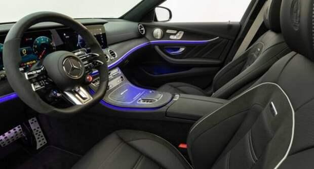 Brabus 800 на базе Mercedes E63 S составит конкуренцию Lamborghini Huracan и Ferrari Roma