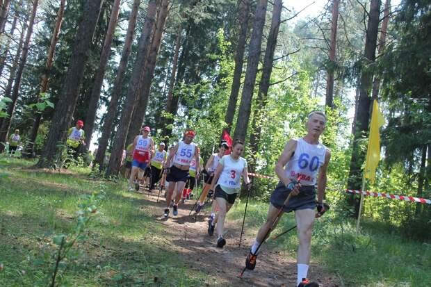 Палки в руки: в Удмуртии пройдет всероссийский этап соревнований по скандинавской ходьбе