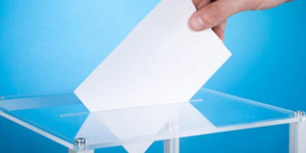 Выборы пока остаются на «прежнем месте»
