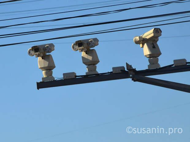 12 новых камер появятся до 1 сентября на трассах в Удмуртии