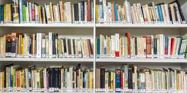 Книголюбы примут участие в восьмом этапе проекта «Списанные книги»