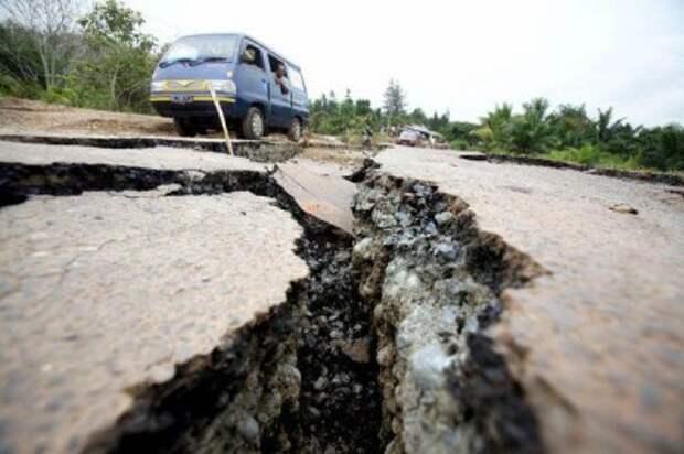 Через пять часов в Мариуполе ожидается новое землетрясение