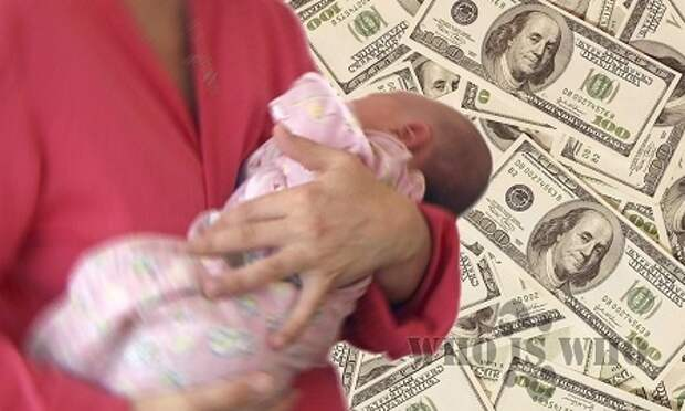 На Украине осуществлялась продажа детей за границу за 60 тысяч долларов