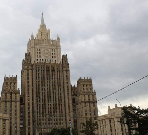 МИД выразил протест Эстонии в связи с невыдачей визы российскому дипломату и пригрозил ответить