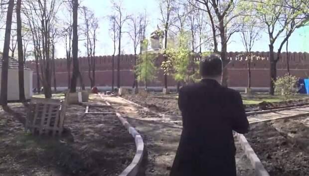 Спасти сквер на Сретенке. Как москвичи борются за последние клочки зелени