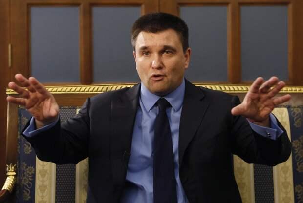 «Пинок под дых»: Климкин об отказе США от санкций в отношении газопровода