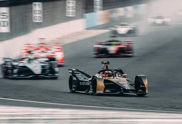 Антониу Феликс да Кошта выиграл квалификацию Формулы Е в Монако