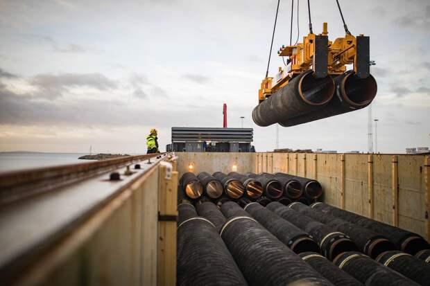 Вашингтон признал тщетными попытки остановить «Северный поток 2»