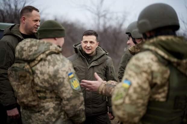 Зеленский предложил украинцам решить судьбу Донбасса на референдуме