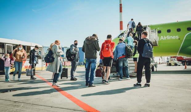 Авиаперелеты по России подешевеют после поддержки туроператоров на 1,2 млрд рублей