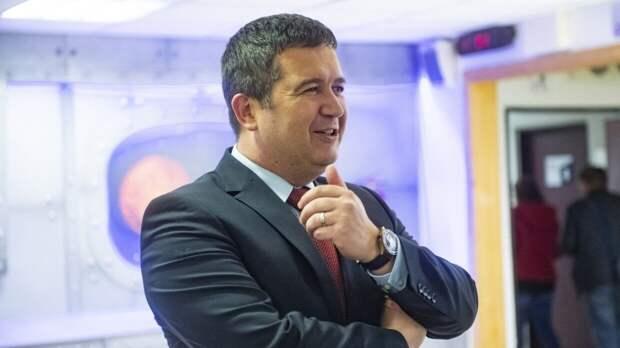 Чехия отрицает подготовку несостоявшегося визита вице-премьера Гамачека вРоссию