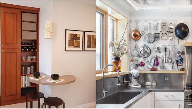 Кухонные идеи, что преобразят и оптимизируют любое кухонное пространство.