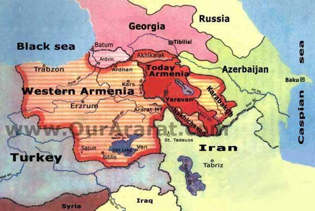 История Карабахского конфликта. Кратко