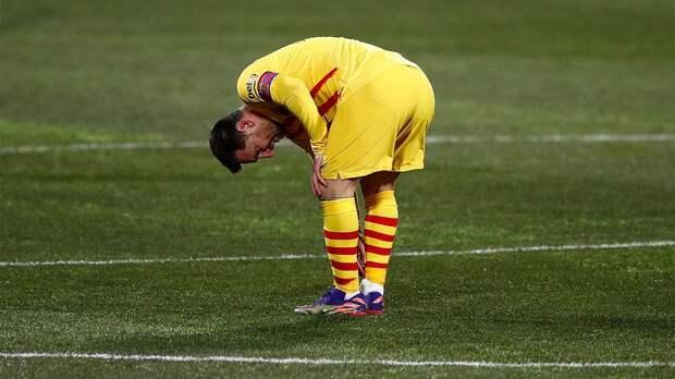 Прервалась рекордная серия «Барселоны». Каталонцы не вышли в 1/4 финала ЛЧ впервые с сезона-2006/07