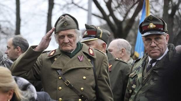 Заповедник нацизма в Европе спокойно существует на деньги европейских налогоплательщиков