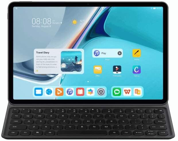 Huawei MatePad 11 с HarmonyOS 2.0 можно будет заказать в Европе уже в понедельник, 14 июня