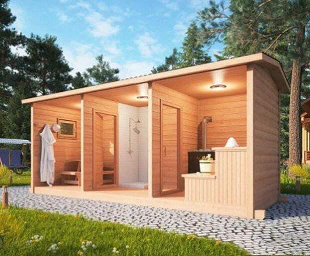 Перевозные бани: типы, преимущества и недостатки. Проект перевозной бани