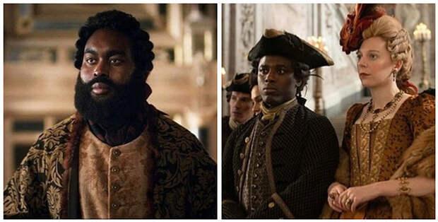 Голливуд заигрался в толерантность. Чернокожие русские князья и афро-ковбои