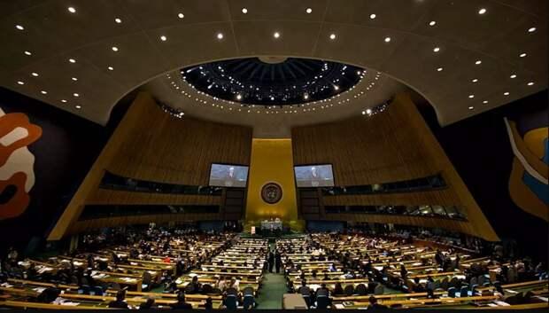Генассамблея ООН одобрила резолюцию о пандемии, несмотря на протест США и Израиля