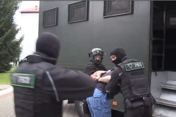 Путин: вагнеровцев в Минске задержали по вине спецслужб Украины и США