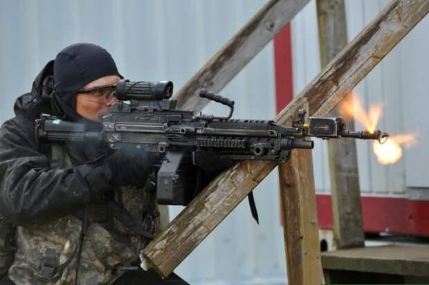 Новый тип винтовок умеет пробивать любой современный бронежилет