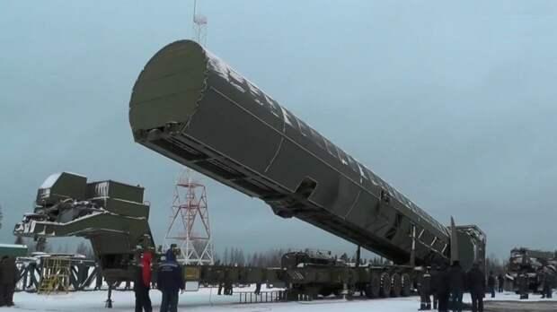 Аналитик из Индии рассказал, чем российская «Сатана-2» опасна для США
