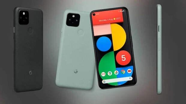Неанонсированный смартфон Google Pixel 5a предстал на «живых» фото