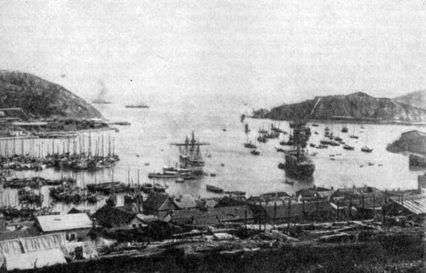 Порт-Артур. 1904 г.