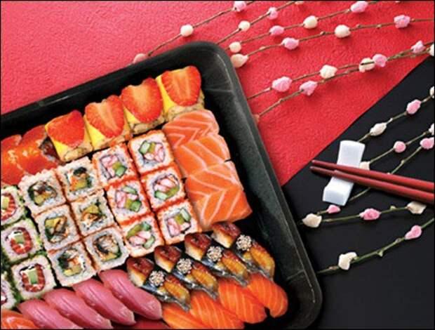 Вся правда о суши…