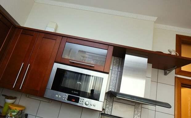 Очень серьезная ошибка при ремонте на кухне!