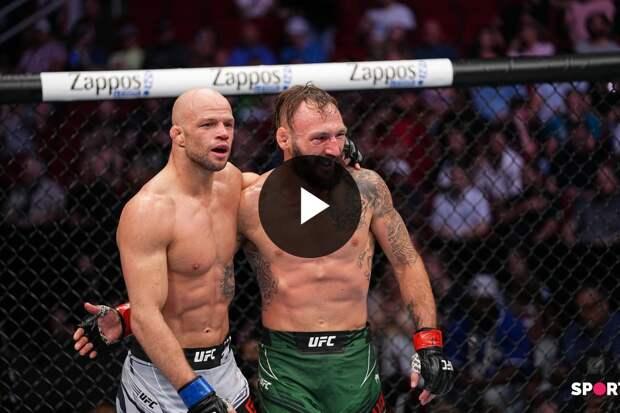UFC 262: Ландо Ванната (США) vs Майк Гранди (Англия)