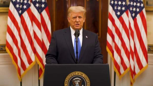 Трамп впервые выступит перед однопартийцами с момента ухода из Белого дома