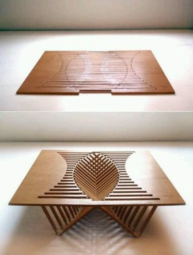 18 уникальных изделий из дерева, которые сделают интерьер изысканным и уютным