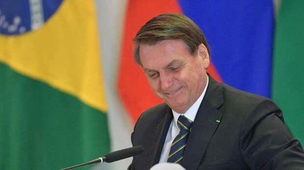 Президент Бразилии заявил о схожести с Путиным
