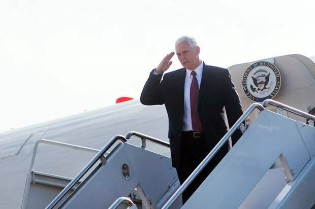 Майкл Пенс утвержден кандидатом в вице-президенты США от республиканцев