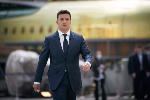 Зеленский пообещал создать на Украине реестр олигархов