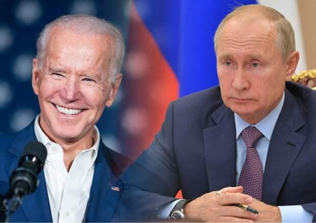 The Economist: «Байден на переговоры с Путиным прихватит с собой дубину»