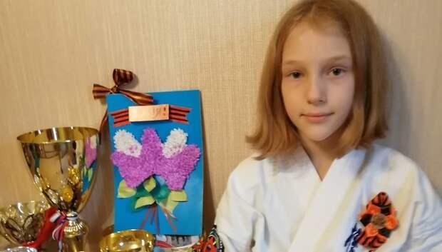 Спортсменка из Подольска победила в спортивном челлендже в соцсетях